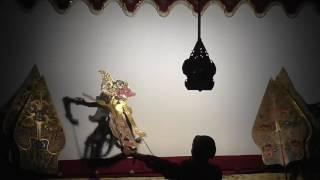 Dalang Bocah I, Megan YP, Sanggar Dwija Laras SMPN 6 Kediri, Museum Wayang Jkt, 18/11/2016