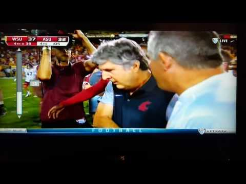 Todd Graham wants to slap Mike Leach