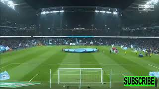 Manchester City Vs Bristol City • All Goals and Highlights • EFL Cup • 2-1 •