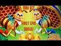 Lucky Honeycomb - First Spin Bonus ! Max Bet