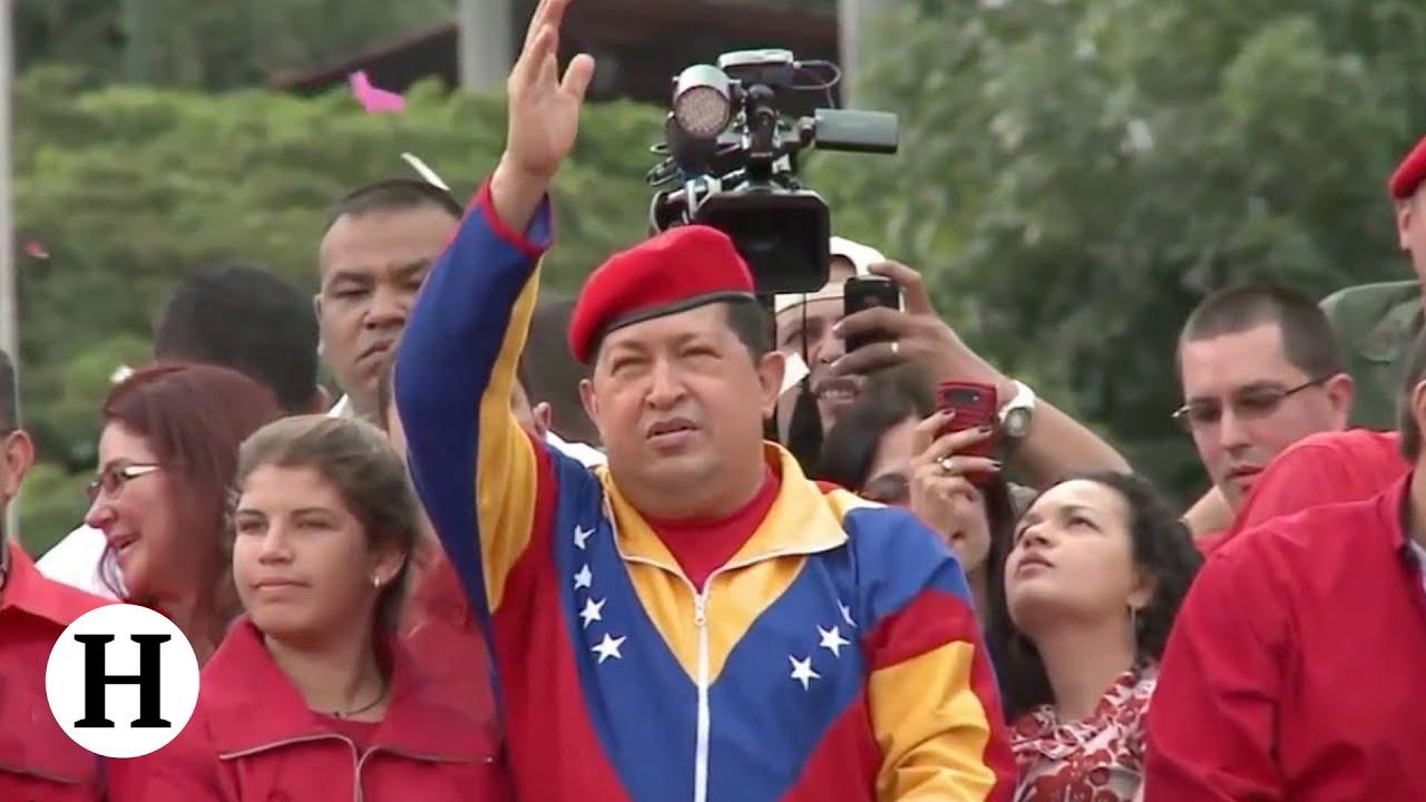 Chavez - Wenezuela. Historia upadku 2/3
