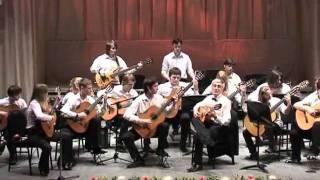 Кубинский танец Анимато 2009 МДМ.mp4