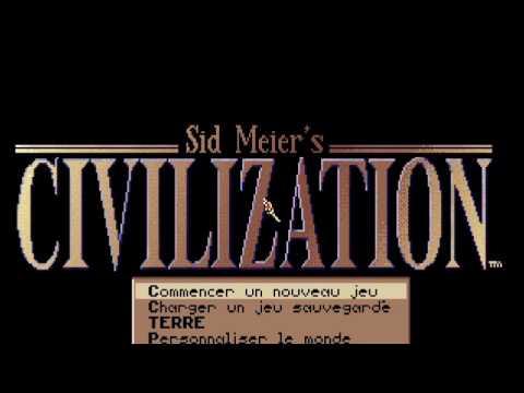 Sid Meier's Civilization - Complete MT-32 Game Soundtrack (MS-DOS, 1991)