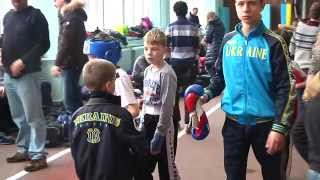 В Хмельницькому стартував відкритий чемпіонат України з кікбоксингу