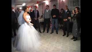 Нежный Смех невесты! Все в шоке))))