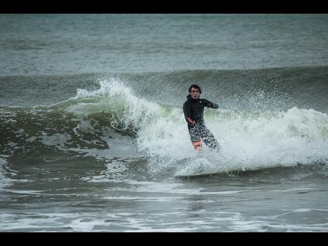 Croatan Jetty Winter Surf   |   Virginia Beach