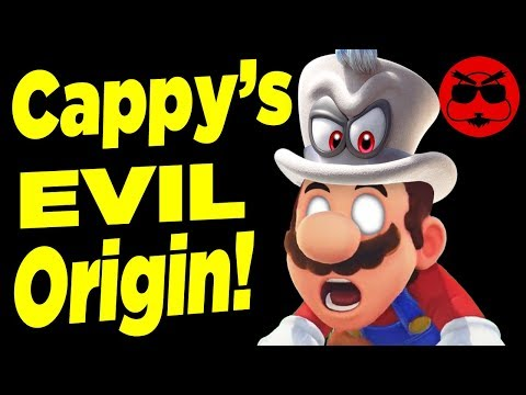 Super Mario Odyssey: The DARK Truth Behind Cappy! | Culture Shock