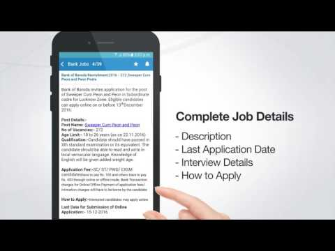 Sarkari Naukri Govt Job Search Free Jobs Alert Apps On Google Play