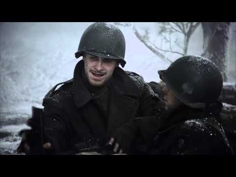 Band of Brothers Scary Lieutenant Speirs