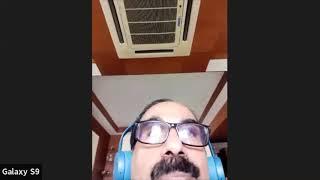 VIA Influence during lockdown by K P Padmakumar