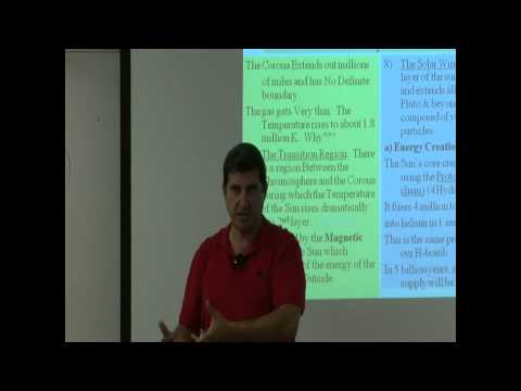 Lecture 9a (Energy Creation in the Core)