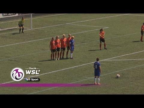 Everton v Doncaster Rovers Belles 3-1 | Goals & Highlights