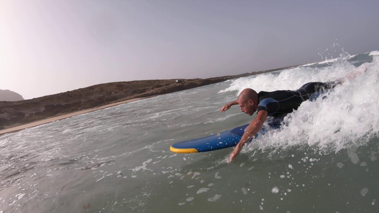 (Leer) surfen