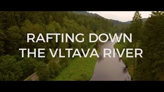 RAFTING CZECH REPUBLIC: A two-day canoeing and camping adventure down the Vltava river