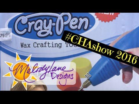 CHAshow CrayPen - YouTube
