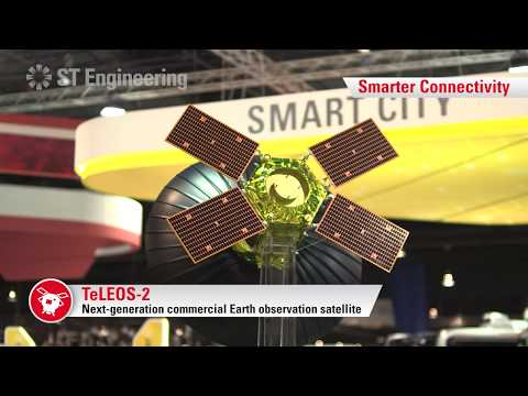 Smart City Cluster @ Singapore Airshow 2018