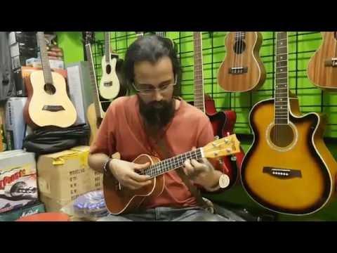 Ukulele Improvisation by opodeb moni vai