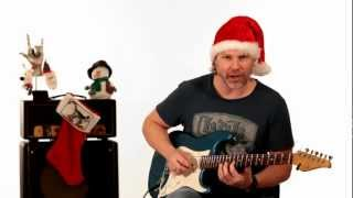 Dann Huff Angels We Have Heard On High Guitar Lesson - Part 2 of 3 - Guitar Breakdown - How To Play