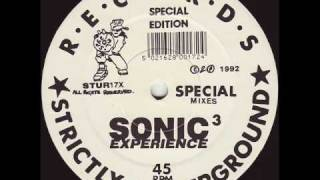 Sonic Experience - Protein (Hardcore Innovator Mix) (1992)