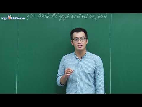 Chương 3 liên kết hóa học -Bài 14 Tinh Thể Nguyên Tử Và Tinh Thể Phân Tử |Hóa Học online