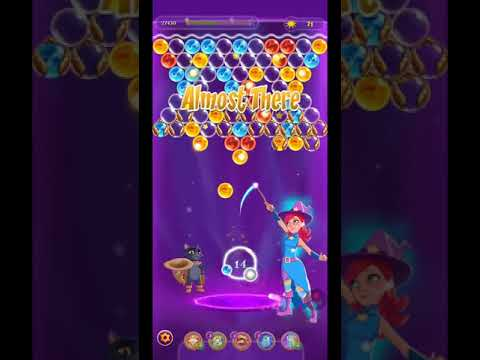 Bubble Witch 3 Saga Level 1273 ~ No Boosters