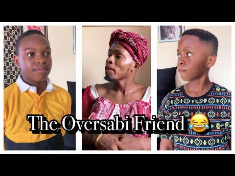 IAMDIKEH - THAT OVERSABI FRIEND 🤣😂