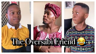 IAMDIKEH - THAT OVERSABI FRIEND 🤣😂