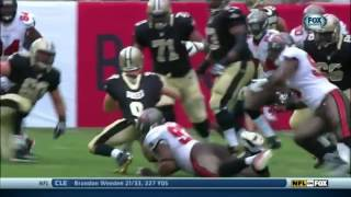 2013 Week 2  - Saints @ Buccaneers