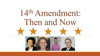 """14th Amendment: Then and Now"" - Josephine Wright, Margo Broehl, Evan Riley, J. Douglas Drushal"