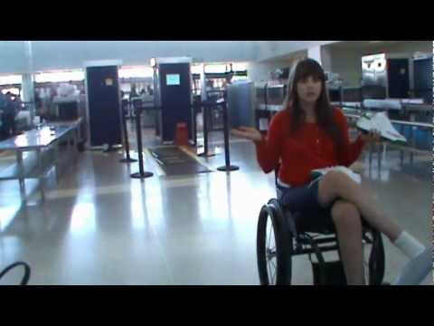 Get Wheelchair Travel Tips On Airports And Plane Flights