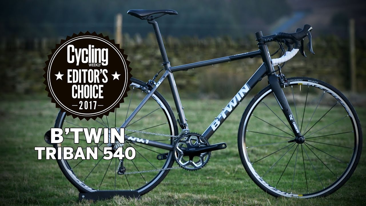 B'Twin Triban 540 | Editor's Choice | Cycling Weekly