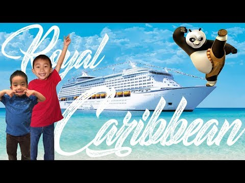 First Time Cruise Royal Caribbean Mariner of the Seas 2018, Singapore: Travel with Kids