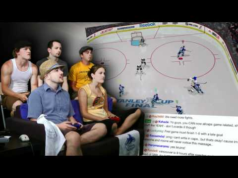 2011 Stanley Cup Playoffs RESULTS!  Game 1