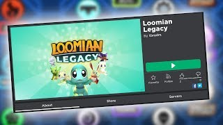 ROBLOX LOOMIAN LEGACY Early Access DEMO!!