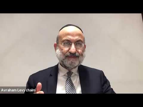 Parashat Yitro with Rashi in Farsi - R. Avraham Levychaim
