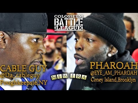 The Colosseum Battle League - Cable Guy vs Pharaoh - New Era Event