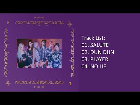 Full Album Everglow – Reminiscence Single