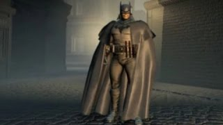 """Gotham by Gaslight (Batman Vs Jack the Ripper [Prototype Footage] ) """"Cancelled game"""""""