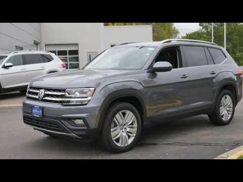 New 2019 Volkswagen Atlas Saint Paul MN Minneapolis, MN #92992