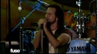 Pearl Jam - Life Wasted [Bonnaroo 2008]