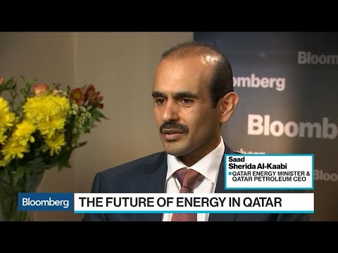 Qatar Energy Minister on Gas Expansion Plan, Carbon Capture