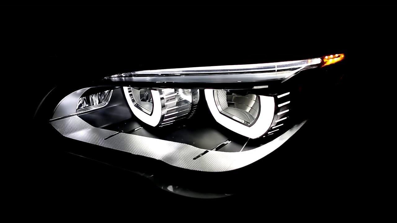 Công nghệ đèn pha thông minh của BMW
