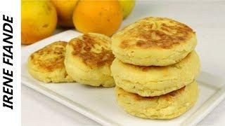 Горячие пышные Сырники с кусочками  апельсина на завтрак. Вы будете просить добавки!