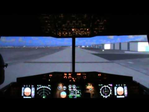 Homecockpit A320: Departure @ BER, 1st impressions - PakVim