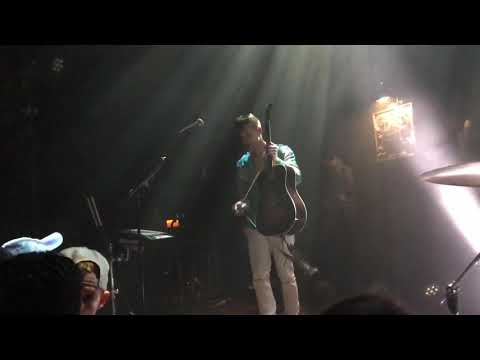 Max Frost - White Lies live at Lincoln Hall