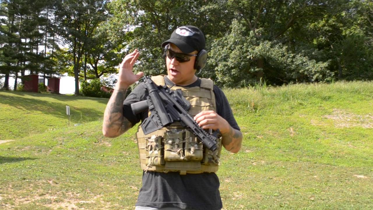 Bad Company Tactical R2S and Dead Foot Arms Modified Cycle System with  Folding Stock Adaptor