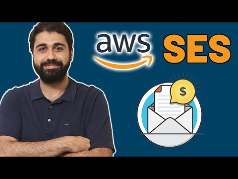 How to Use Amazon SES as your SMTP Service? | Send Bulk Emails For Cheap | AWS SES Tutorial