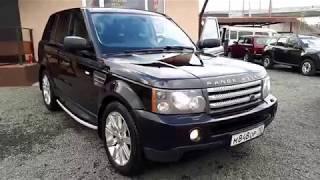 Купить  Land Rover Range Rover Sport в Автосалоне  Globalavto