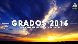 GRADOS 2016 // Calatrava School