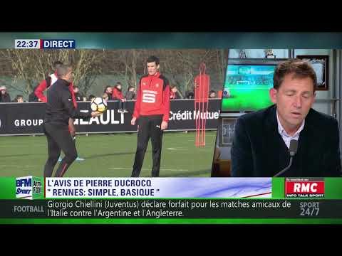 After Foot du lundi 19/03 – Partie 2/6 - L'avis tranché de Pierre Ducrocq sur Rennes